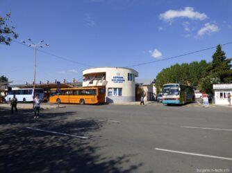 Автовокзал на Солнечном береге