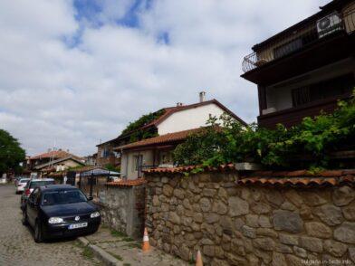 Болгарские дома в Несебре