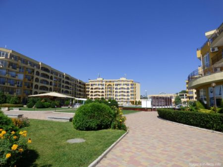 Болгарский курорт Ахелой