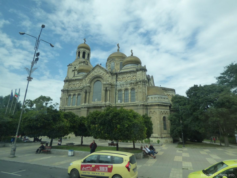 Варна болгария достопримечательности
