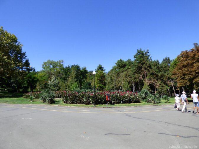 Бургасский приморский парк