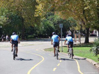 Велодорожки в Бургасе