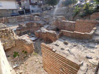 Византийские термы в Несебре