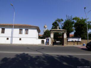 Ворота монастыря Святого Георгия в Поморие