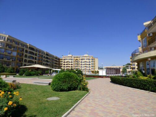 Гостиничный комплекс Ахелоя