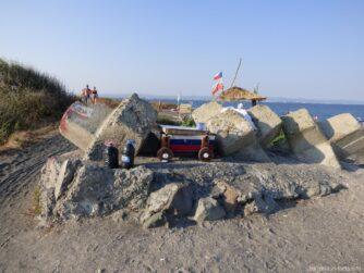 Грязь с Поморийского озера