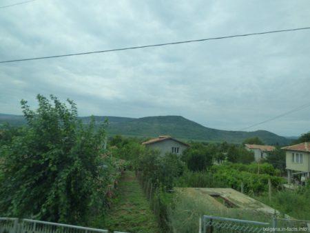 Дорога Румуния - Болгария