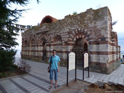 Древние болгарские церкви в городе