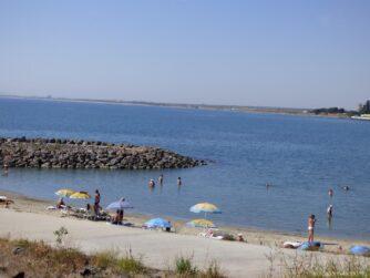 Еще один дикий пляж Ахелоя
