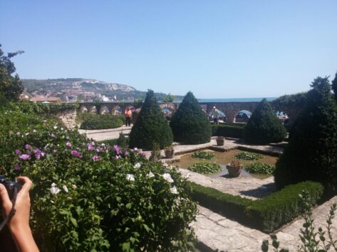 Еще один сад в Балчике