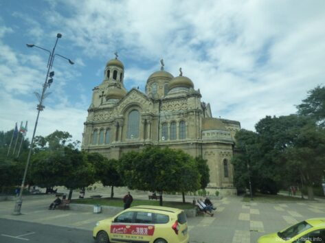 Кафедральный собор в Варне