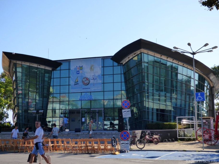 Кинотеатр Поморие