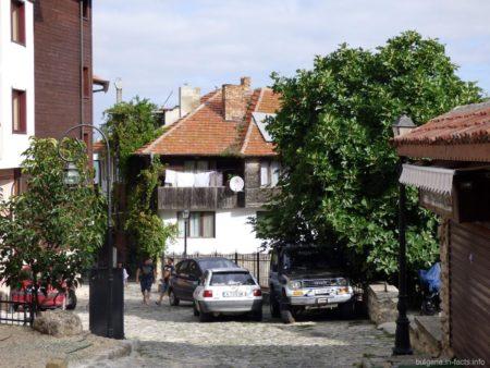 Климат в солнечной Болгарии