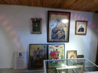 Коллекция икон монастыря Святого Геогрия