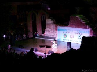 Концерт в Амфитеатре Несебра