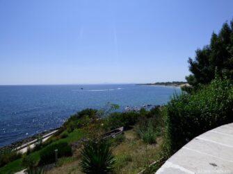 Красивый морской пейзаж в Болгарии