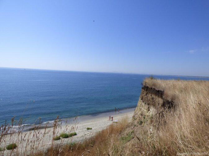 Красоты морского побережья рядом с Ахелоем