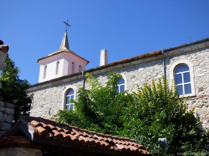 Крест на церкви