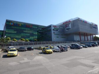 Крупный торговый центр в Варне