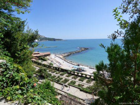 Курорты Болгарии на фото