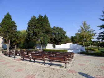 Летний театр в Поморье