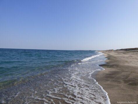 Море на косе