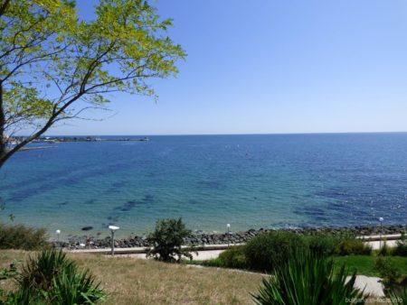 Море у берегов Несебра