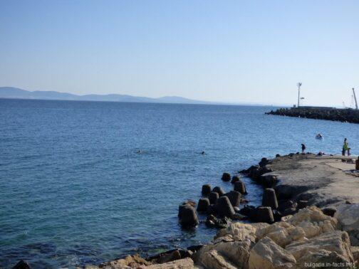 Морские пейзажи в Поморье