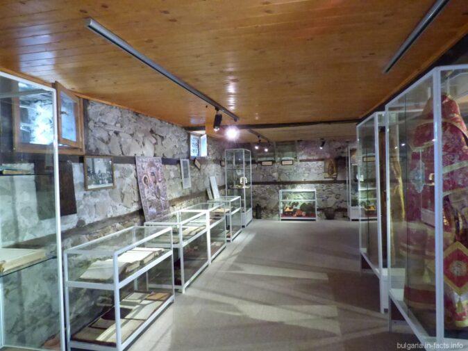 Музей в монастыре Святого Георгия