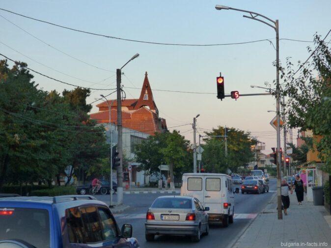 На улицах Ахелоя