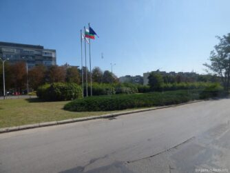 На улицах города Варна