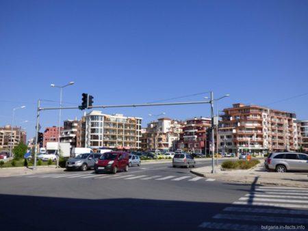 Новостройки в городе Поморие
