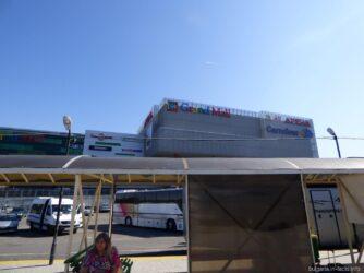 Огромный супермаркет Варны