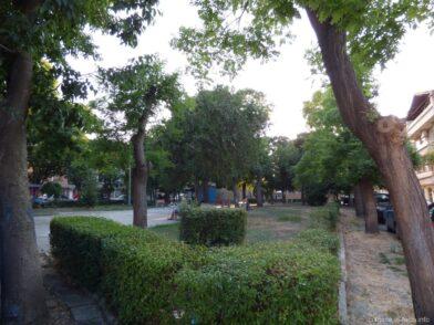 Один из парков в Поморие