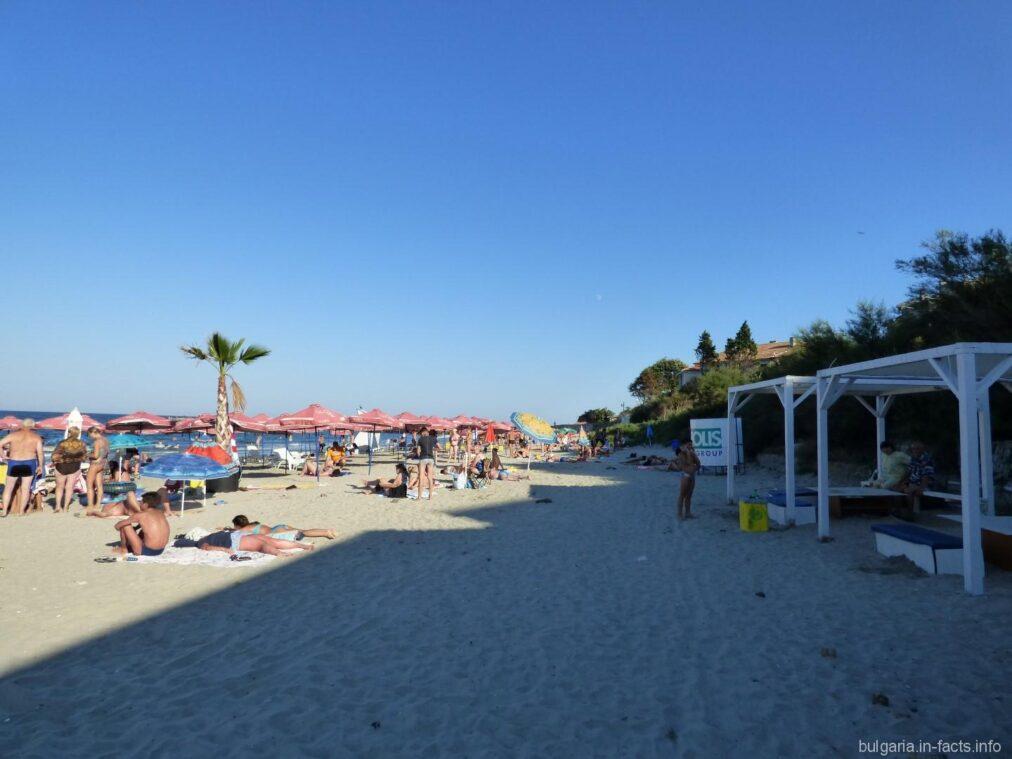 Один из пляжей Поморья