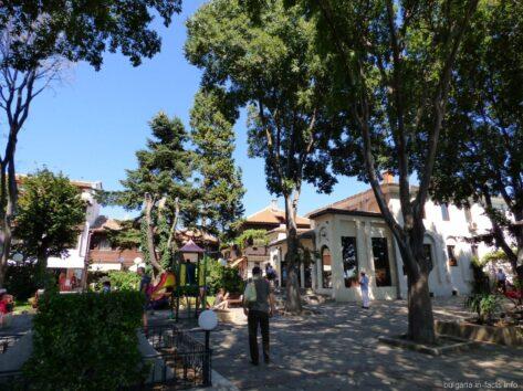 Парки в Старом Несебре