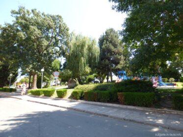 Парк в Несебре