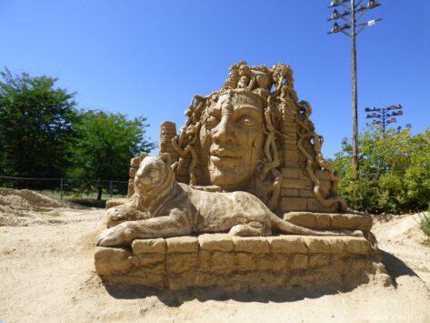 Песчаное сафари в Бургасе
