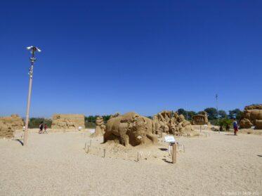 Песчаные шедевры в Бургасе