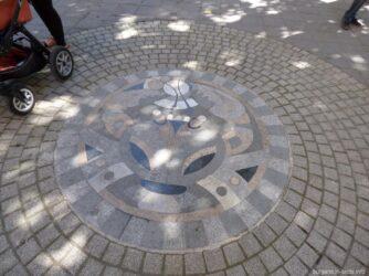 Плитка на улицах Бургаса