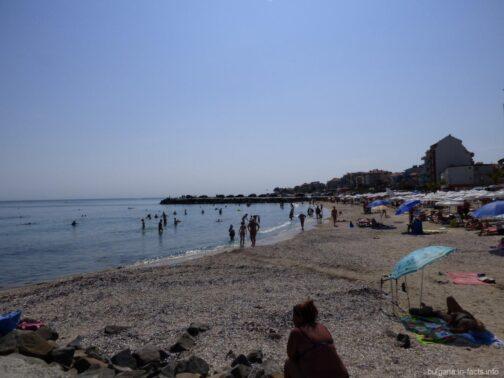 Пляжи Поморья