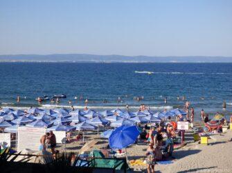 Пляжи в Поморье