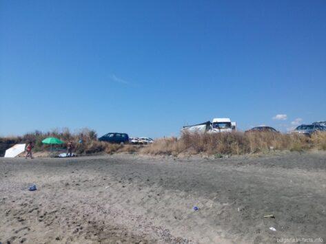 Пляж сразу за Ахелоем