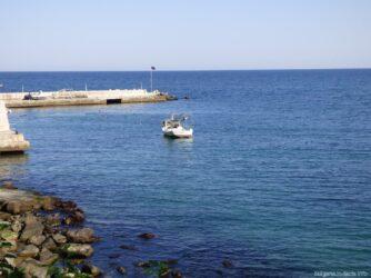 Поморие самое красивое море в Болгарии