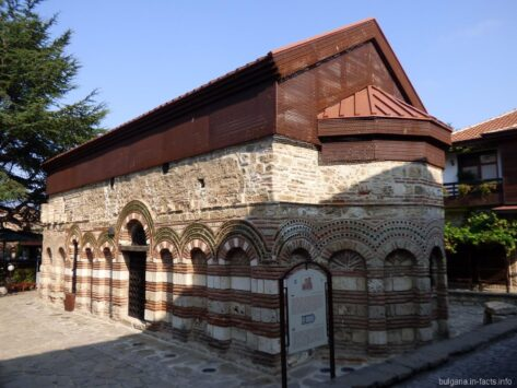 Православный храм в Несебре