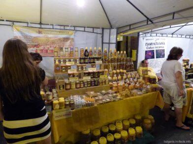 Праздник меда в Несебре Болгария