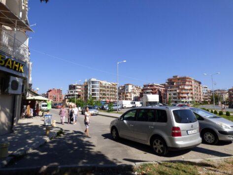Приморский город Поморье