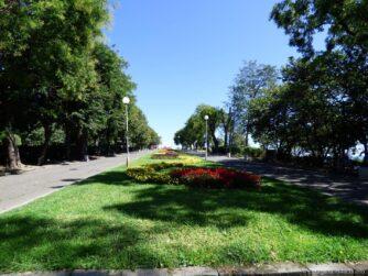 Приморский парк Бургаса