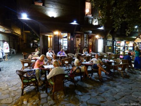 Путевка с питанием или без в Болгарии