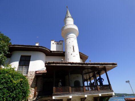 Небольшая резиденция королевы Марии в Балчике